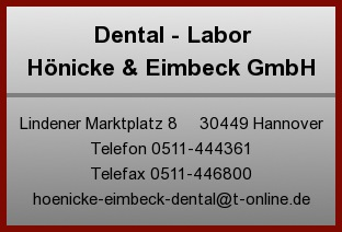Dental - Labor Hönicke & Eimbeck GmbH