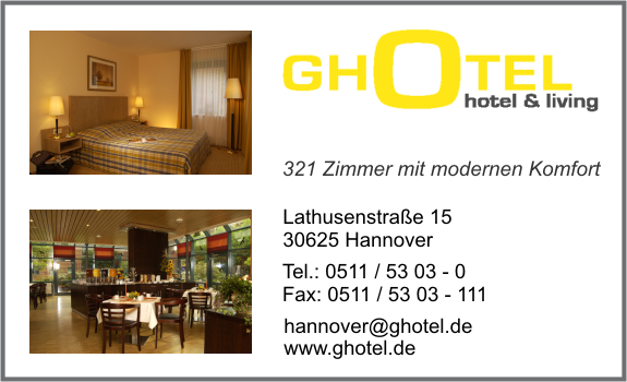GHOTEL Hannover