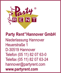 Party Rent Hannover GmbH